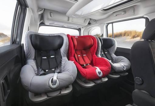 Opel Combo Life Interior