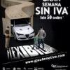 Descuentos semana sin IVA GJ Automotive