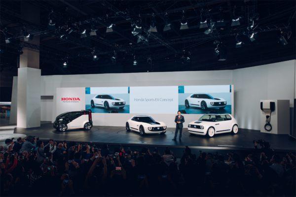 Honda en el Salón de Tokio 2017