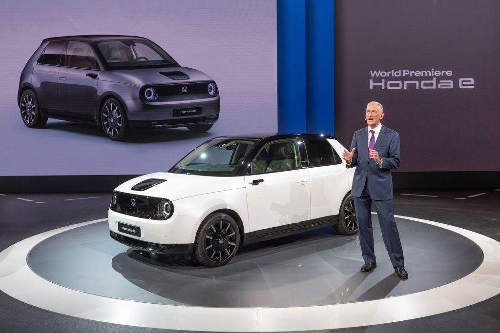 Frankfurt International Motor Show 2019 - Press Conference