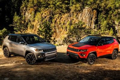 Jeep recupera el modelo Compass para 2017