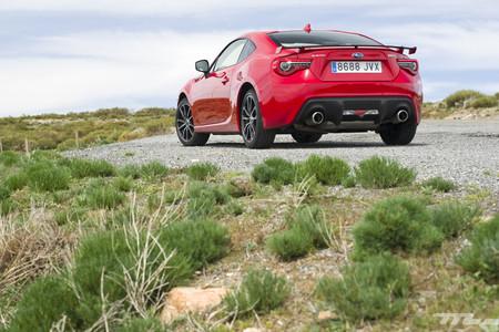 Subaru BRZ 2017, prueba