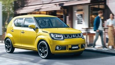 Suzuki Ignis concesionario Burgos