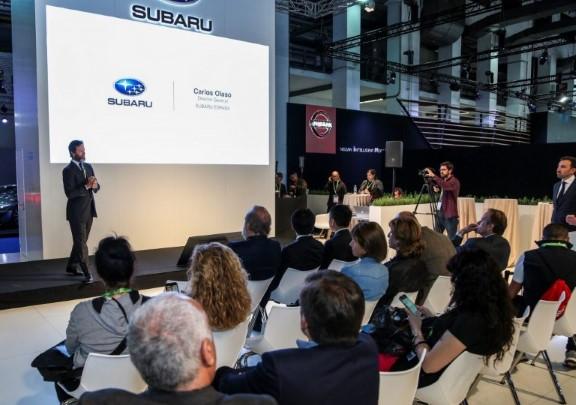 Carlos Olaso Director General de Subaru España