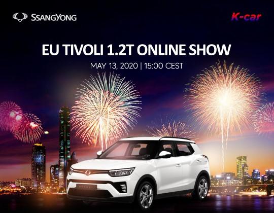 Nuevo SsangYong Tivoli