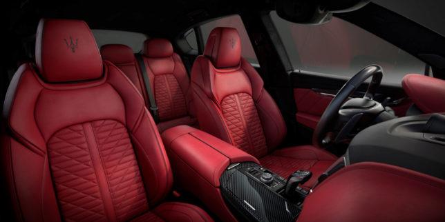 Maserati-interior