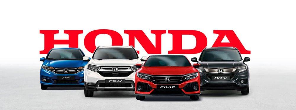 Gama Honda GJ Automotive
