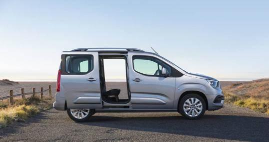 Opel Combo Life 2