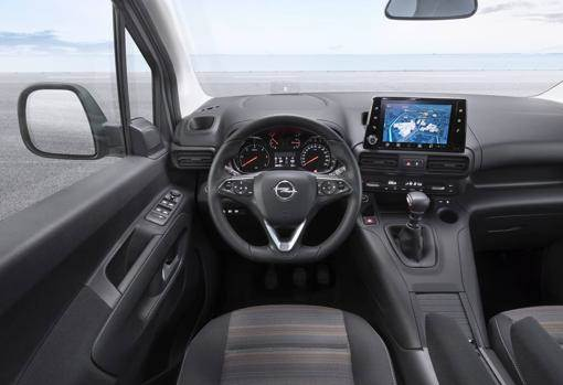 Opel Combo Life Interior 2