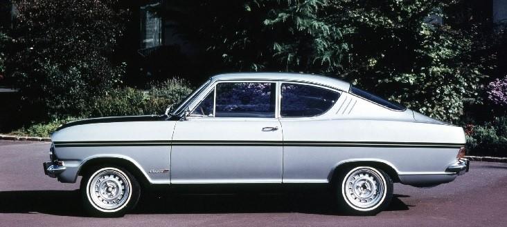 Historia Opel