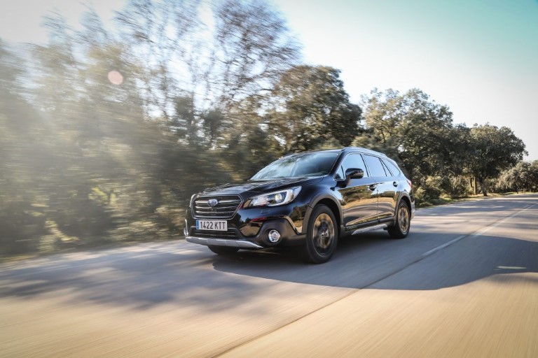 Subaru Outback Black Edition