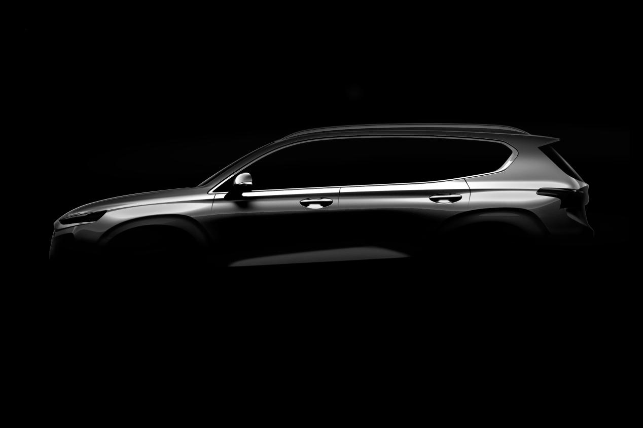 Imagen Hyundai Santa Fe 2018